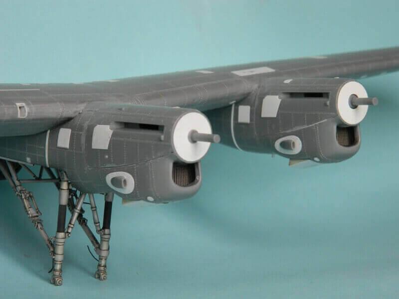 Avro Lancaster Mk.III - Tamiya 1/48 - Par fombec6 - Fini. - Page 3 Lanc_121