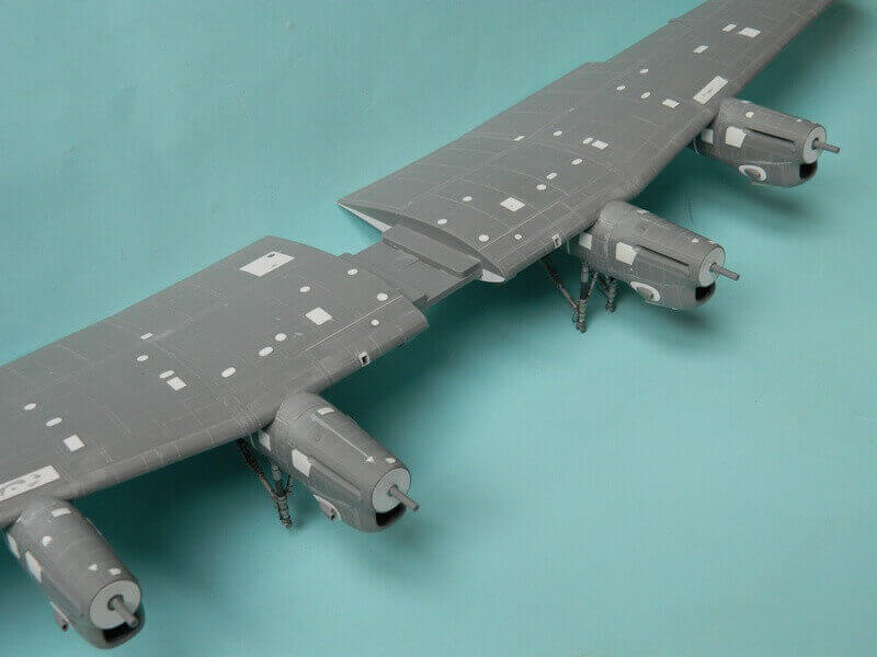 Avro Lancaster Mk.III - Tamiya 1/48 - Par fombec6 - Fini. - Page 3 Lanc_123