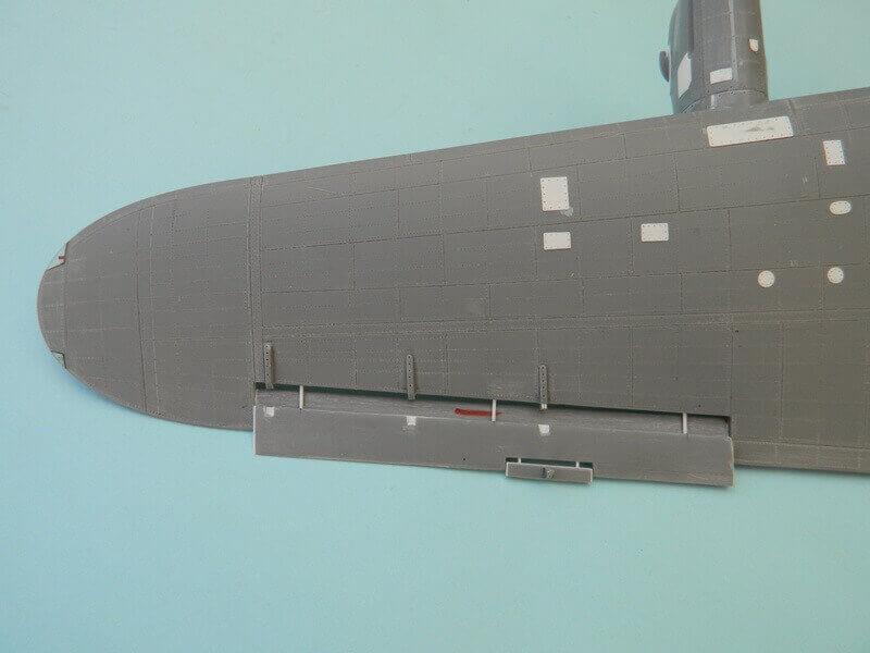 Avro Lancaster Mk.III - Tamiya 1/48 - Par fombec6 - Fini. - Page 3 Lanc_126