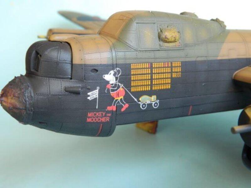Avro Lancaster Mk.III - Tamiya 1/48 - Par fombec6 - Fini. - Page 6 Lanc_287