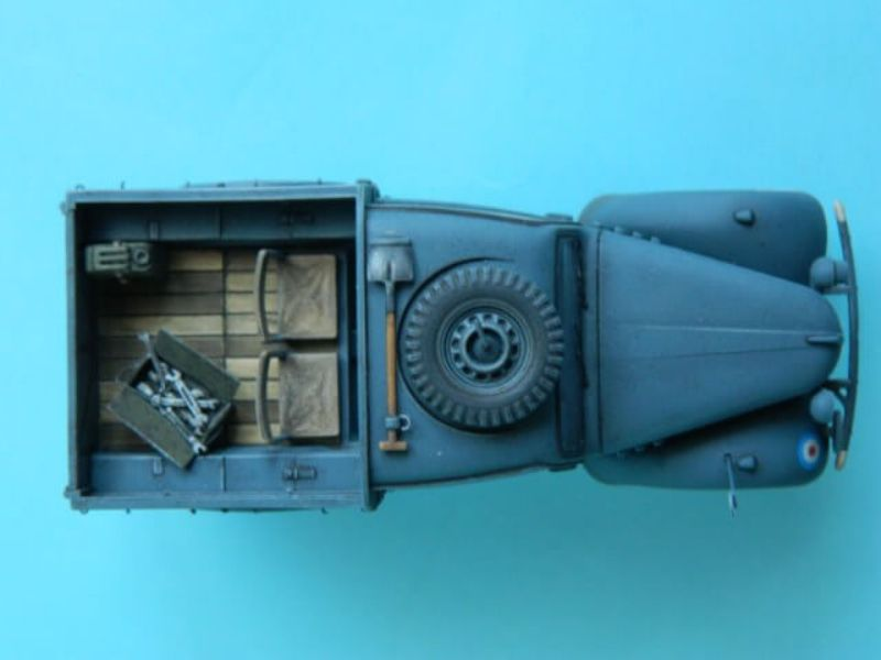 Avro Lancaster Mk.III - Tamiya 1/48 - Par fombec6 - Fini. - Page 6 Lanc_324