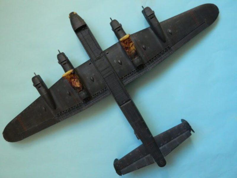 Avro Lancaster Mk.III - Tamiya 1/48 - Par fombec6 - Fini. - Page 6 Lanc_337