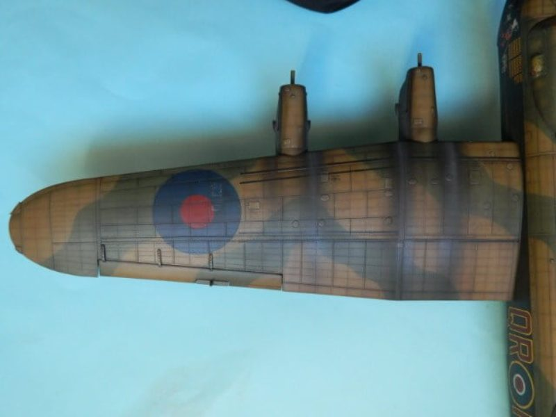 Avro Lancaster Mk.III - Tamiya 1/48 - Par fombec6 - Fini. - Page 6 Lanc_341