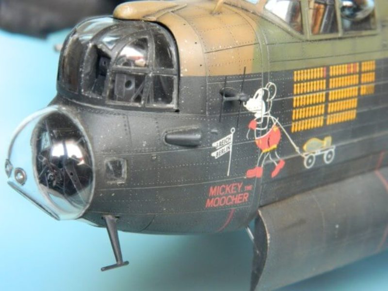 Avro Lancaster Mk.III - Tamiya 1/48 - Par fombec6 - Fini. - Page 7 Lanc_343