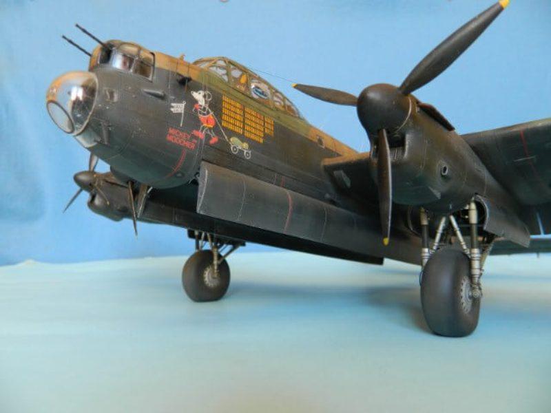 Avro Lancaster Mk.III - Tamiya 1/48 - Par fombec6 - Fini. - Page 7 Lanc_364
