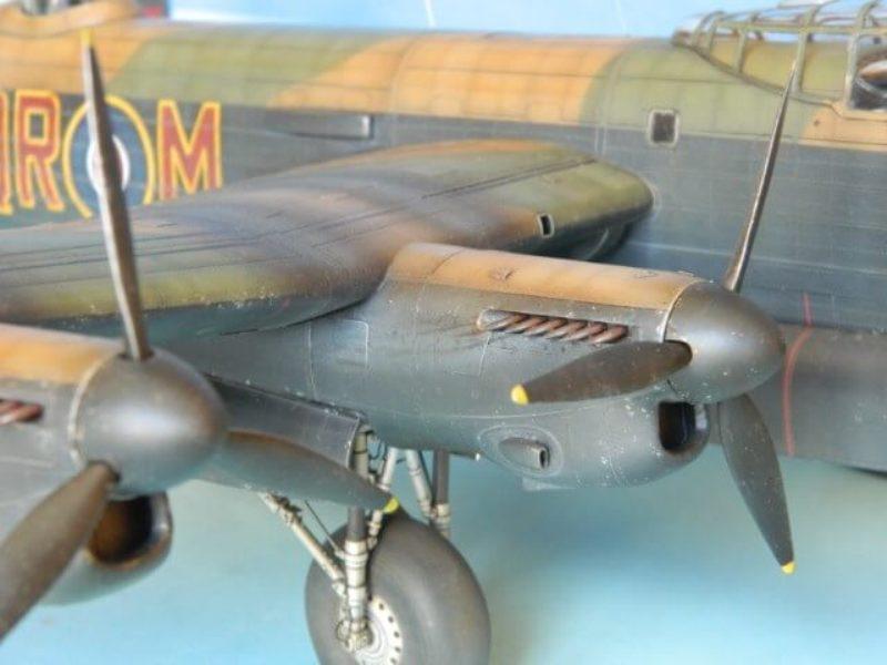 Avro Lancaster Mk.III - Tamiya 1/48 - Par fombec6 - Fini. - Page 7 Lanc_367