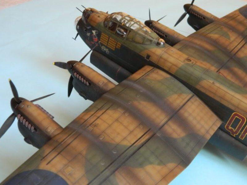Avro Lancaster Mk.III - Tamiya 1/48 - Par fombec6 - Fini. - Page 7 Lanc_368
