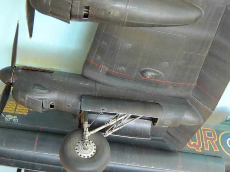 Avro Lancaster Mk.III - Tamiya 1/48 - Par fombec6 - Fini. - Page 7 Lanc_370