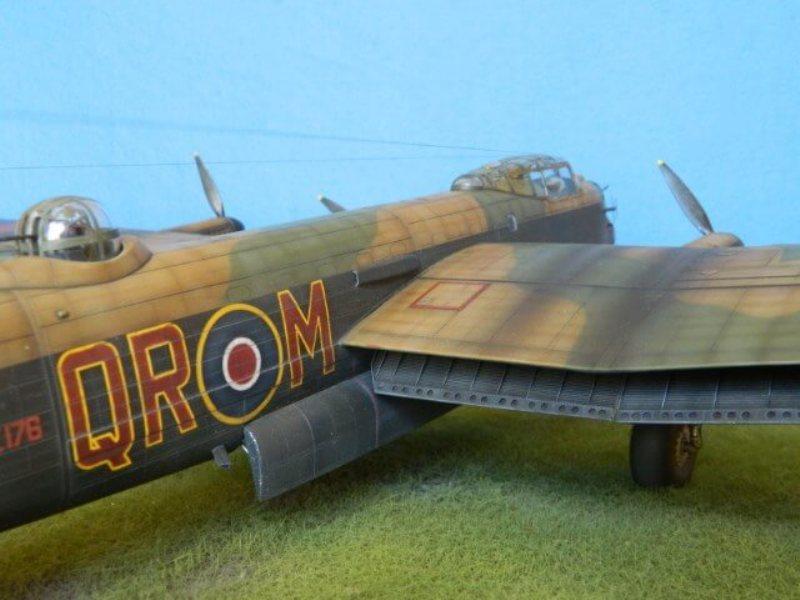 Avro Lancaster Mk.III - Tamiya 1/48 - Par fombec6 - Fini. - Page 7 Lanc_373