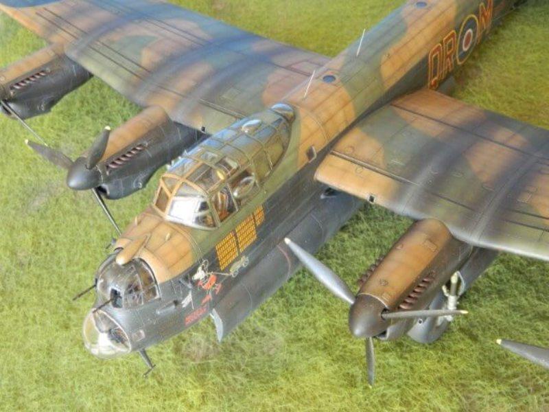 Avro Lancaster Mk.III - Tamiya 1/48 - Par fombec6 - Fini. - Page 7 Lanc_376