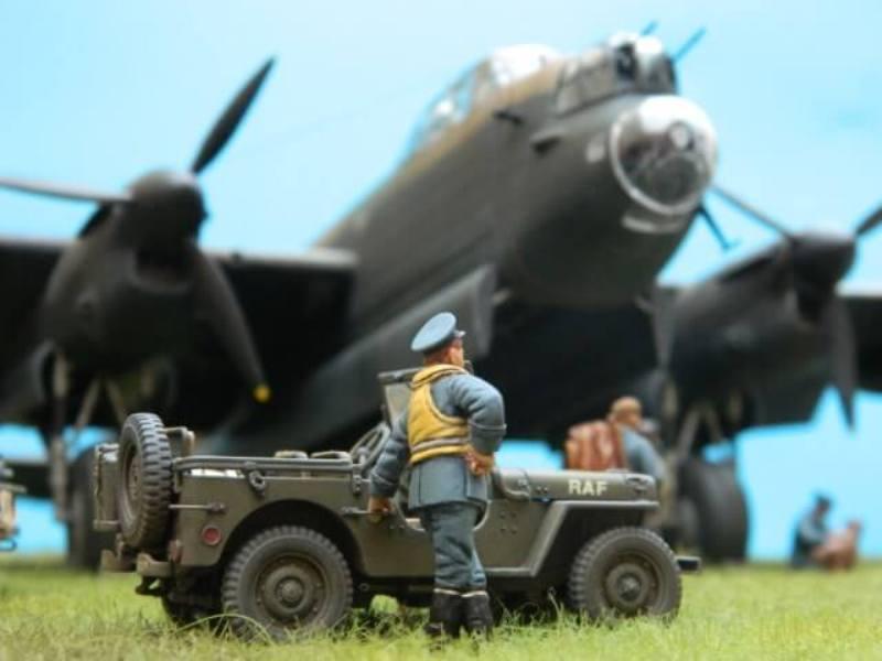 Avro Lancaster Mk.III - Tamiya 1/48 - Par fombec6 - Fini. - Page 7 Lanc_383
