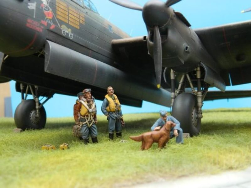 Avro Lancaster Mk.III - Tamiya 1/48 - Par fombec6 - Fini. - Page 7 Lanc_390