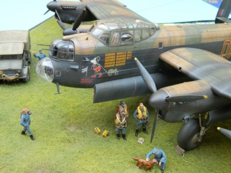 Avro Lancaster Mk.III - Tamiya 1/48 - Par fombec6 - Fini. - Page 7 Lanc_391