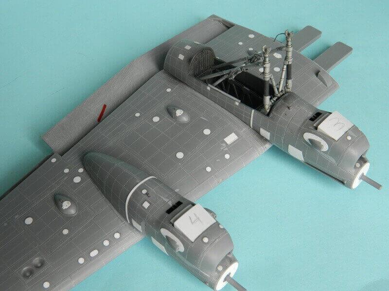 Avro Lancaster Mk.III - Tamiya 1/48 - Par fombec6 - Fini. - Page 3 Lanc_918