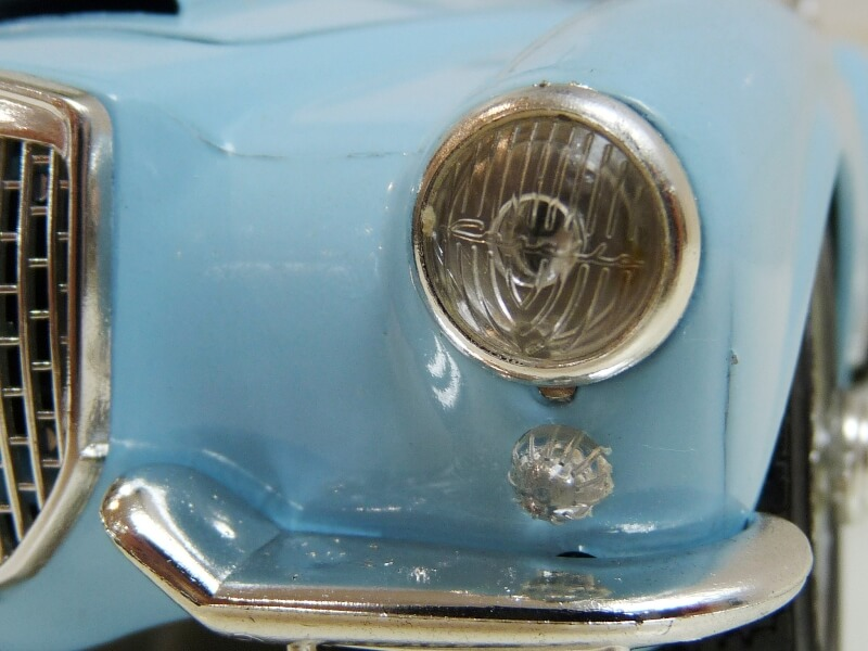 Lancia Aurélia B24 Spider bleu - 1955 - BBurago 1/18 ème Lancia28