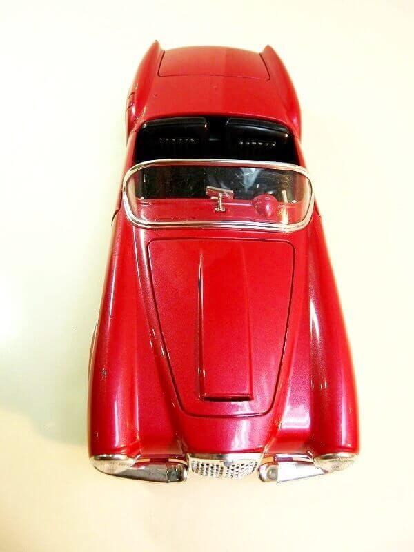Lancia Aurélia B24 Spider rouge - 1955 - BBurago 1/18ème Lancia38
