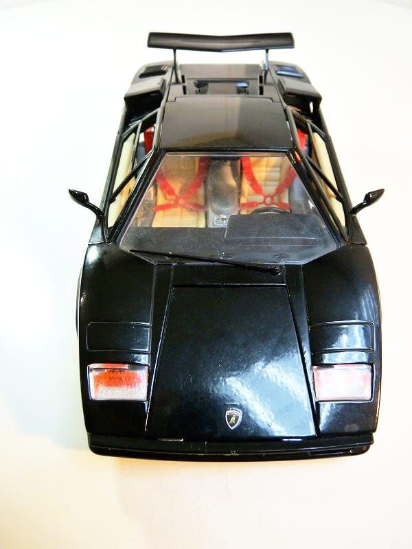 Lamborghini Countach 5000S - 1988 - Bburago 1/18 ème Lc500017