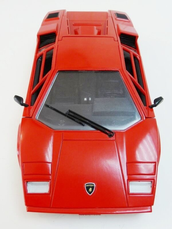 Lamborghini Countach LP 5000 QuattroValvole - 1983 - Tonka Polistil 1/18 ème Lclp_518
