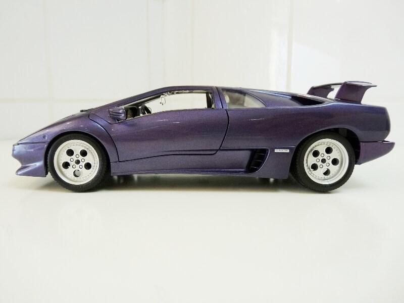 Lamborghini Diablo - 1990 - BBurago 1/18 ème Ldiabl10