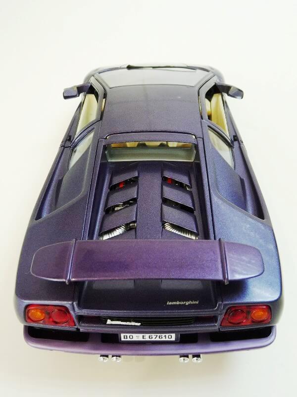 Lamborghini Diablo - 1990 - BBurago 1/18 ème Ldiabl19