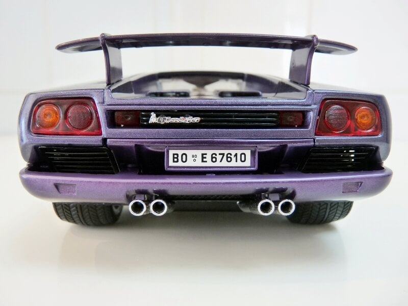 Lamborghini Diablo - 1990 - BBurago 1/18 ème Ldiabl20