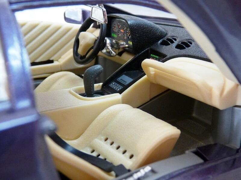 Lamborghini Diablo - 1990 - BBurago 1/18 ème Ldiabl26