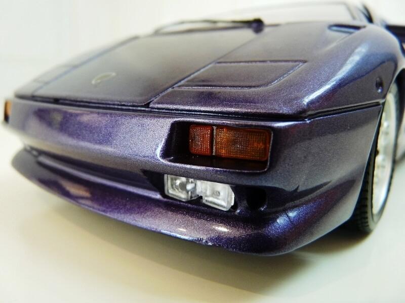 Lamborghini Diablo - 1990 - BBurago 1/18 ème Ldiabl30