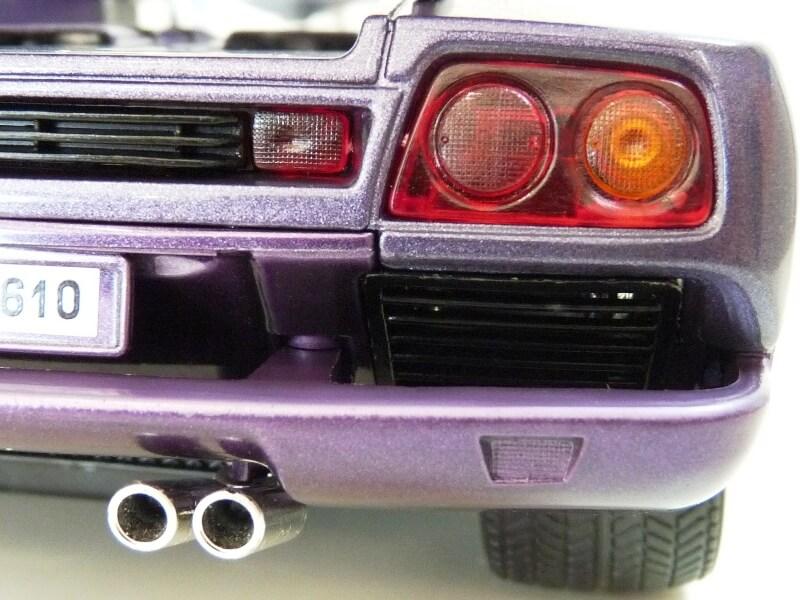 Lamborghini Diablo - 1990 - BBurago 1/18 ème Ldiabl31
