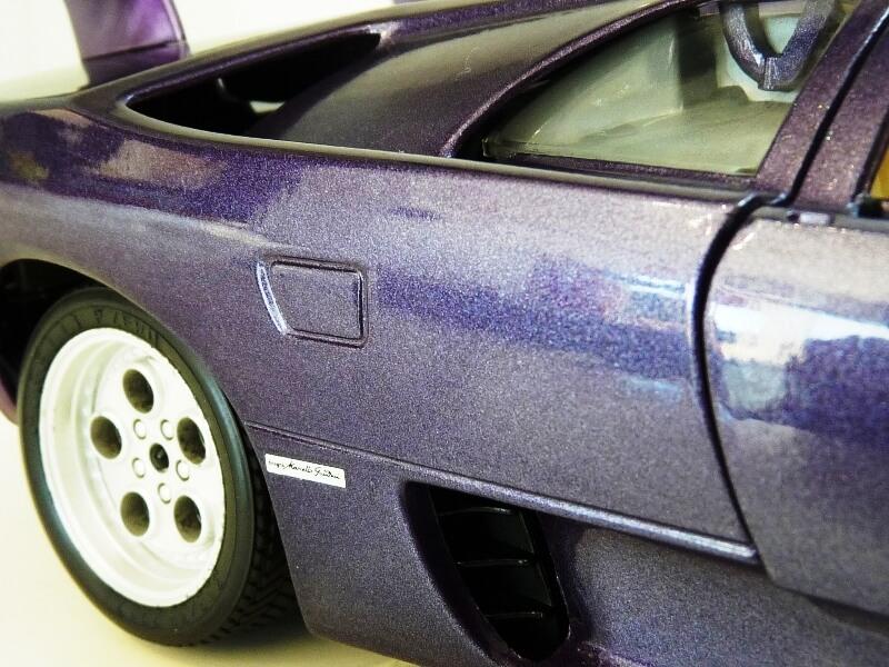 Lamborghini Diablo - 1990 - BBurago 1/18 ème Ldiabl32
