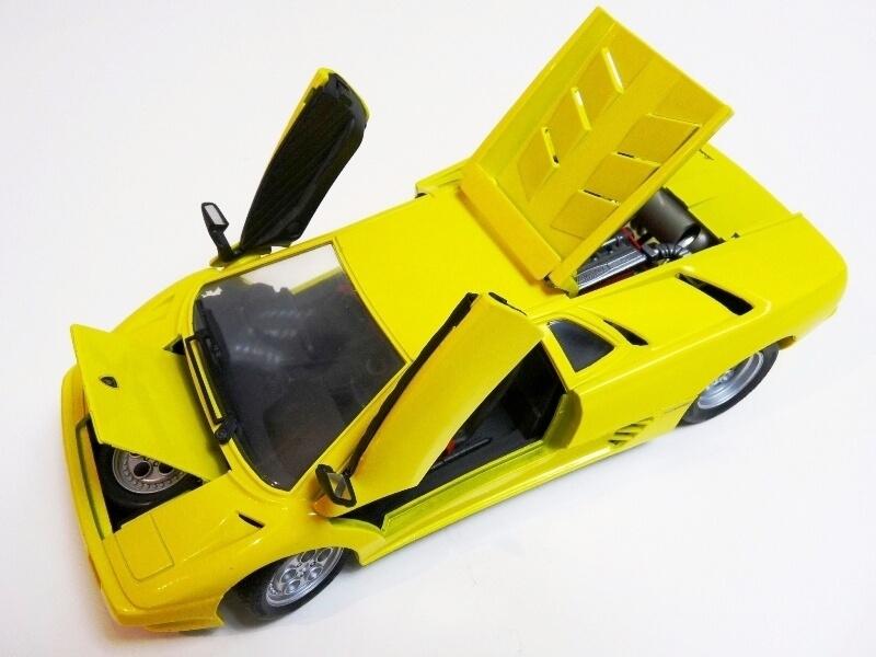 Lamborghini Diablo - 1990 - Première Edition - Maisto 1/18 ème Ldiabl41