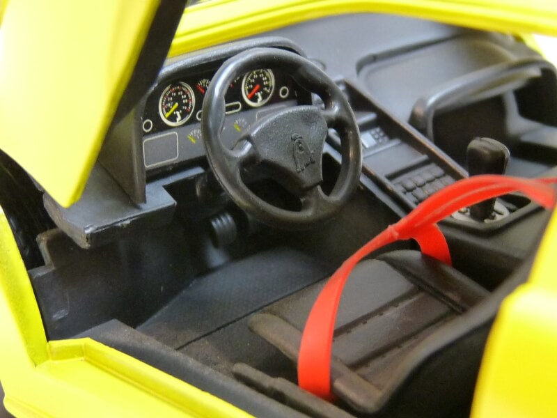 Lamborghini Diablo - 1990 - Première Edition - Maisto 1/18 ème Ldiabl45