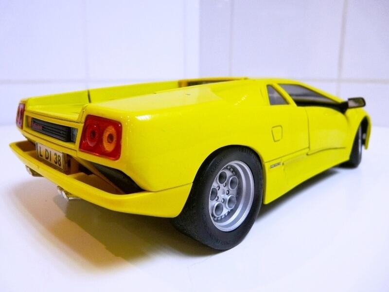 Lamborghini Diablo - 1990 - Première Edition - Maisto 1/18 ème Ldiabl47