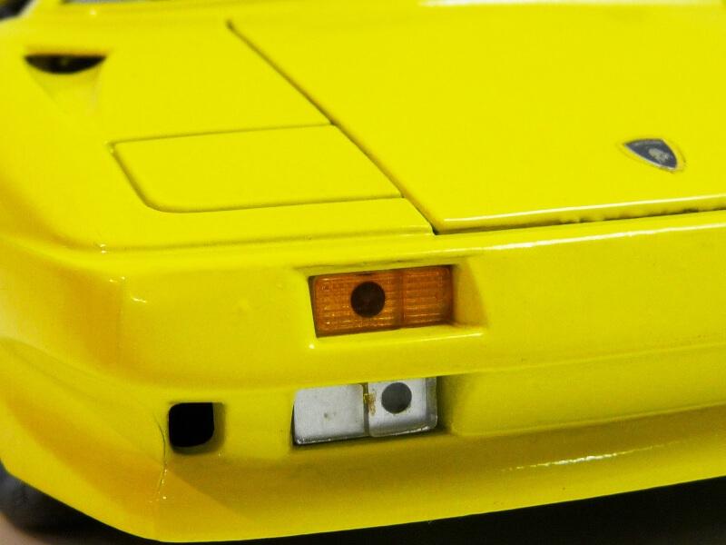 Lamborghini Diablo - 1990 - Première Edition - Maisto 1/18 ème Ldiabl48