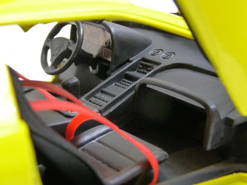 Lamborghini Diablo - 1990 - Première Edition - Maisto 1/18 ème Ldiabl51
