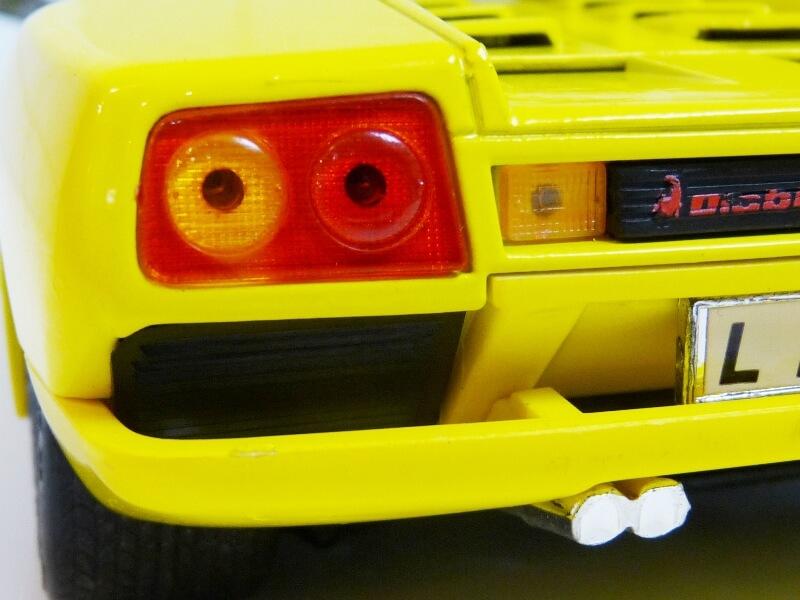 Lamborghini Diablo - 1990 - Première Edition - Maisto 1/18 ème Ldiabl52