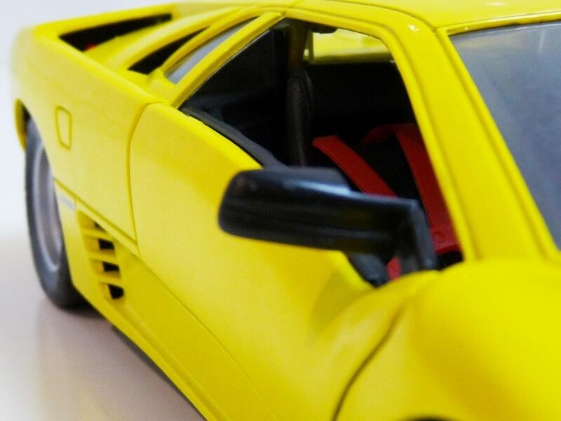 Lamborghini Diablo - 1990 - Première Edition - Maisto 1/18 ème Ldiabl55