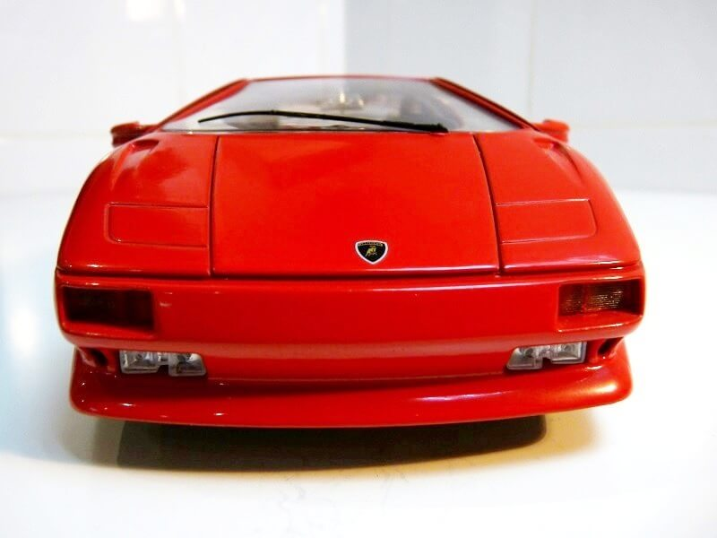 Lamborghini Diablo VT - 1996 - Bburago 1/18 ème Ldvt1910