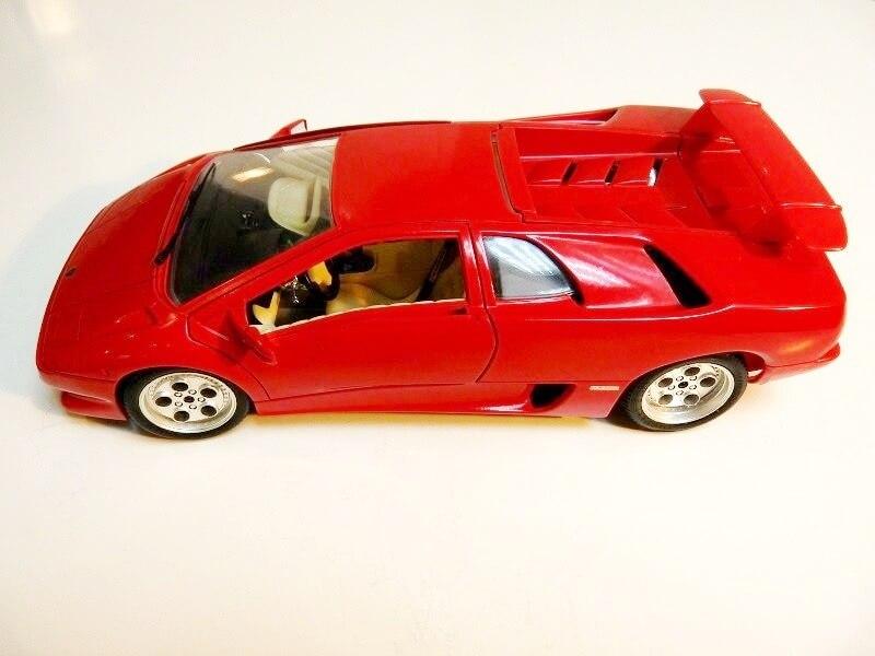 Lamborghini Diablo VT - 1996 - Bburago 1/18 ème Ldvt1912