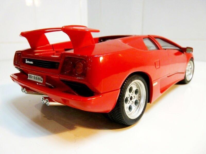 Lamborghini Diablo VT - 1996 - Bburago 1/18 ème Ldvt1913