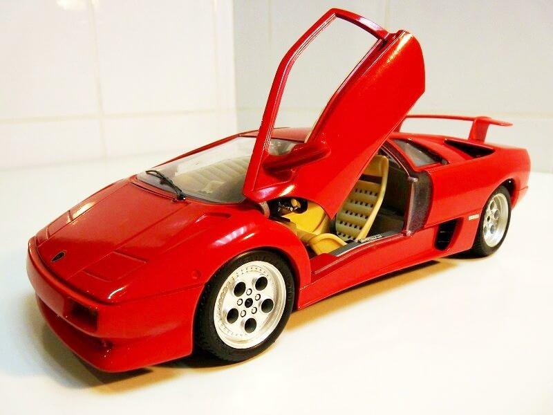 Lamborghini Diablo VT - 1996 - Bburago 1/18 ème Ldvt1917