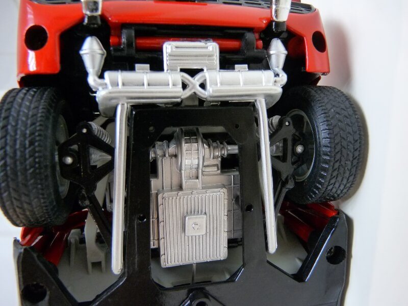 Lamborghini Miura 400S - 1970 - Polistil 1/18ème Lm400s11