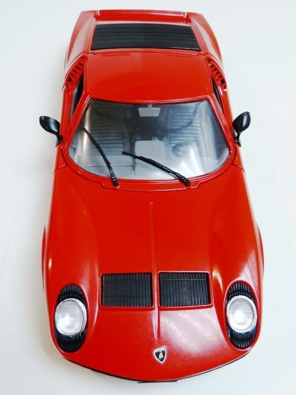 Lamborghini Miura 400S - 1970 - Polistil 1/18ème Lm400s16