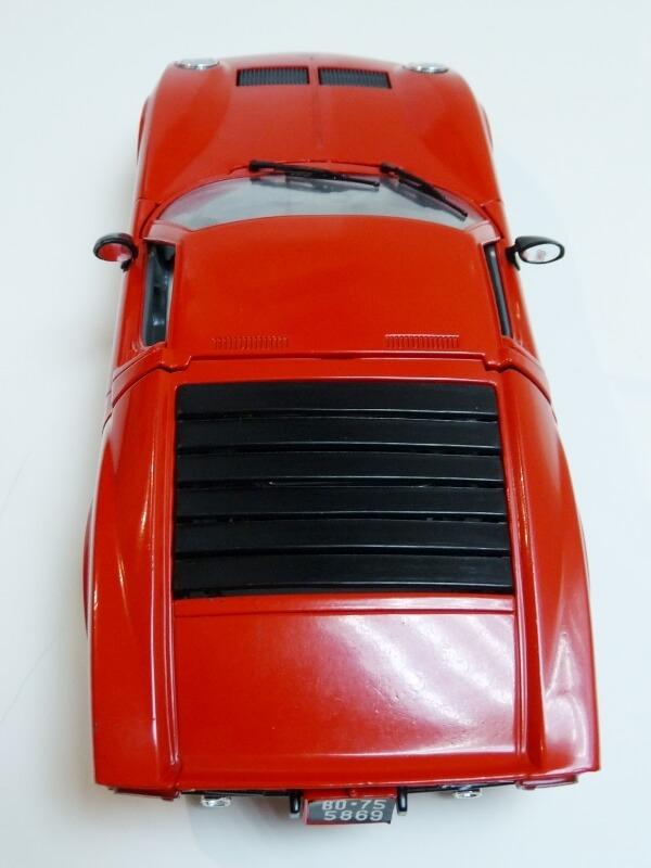 Lamborghini Miura 400S - 1970 - Polistil 1/18ème Lm400s17