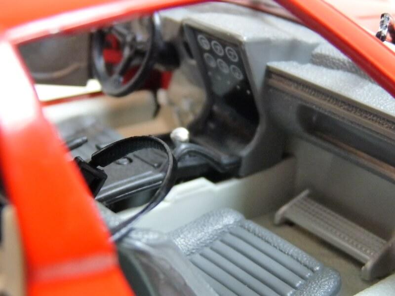 Lamborghini Miura 400S - 1970 - Polistil 1/18ème Lm400s23
