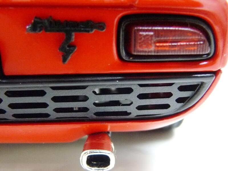 Lamborghini Miura 400S - 1970 - Polistil 1/18ème Lm400s24