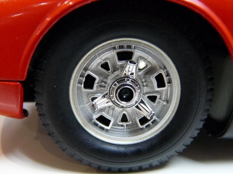 Lamborghini Miura 400S - 1970 - Polistil 1/18ème Lm400s27