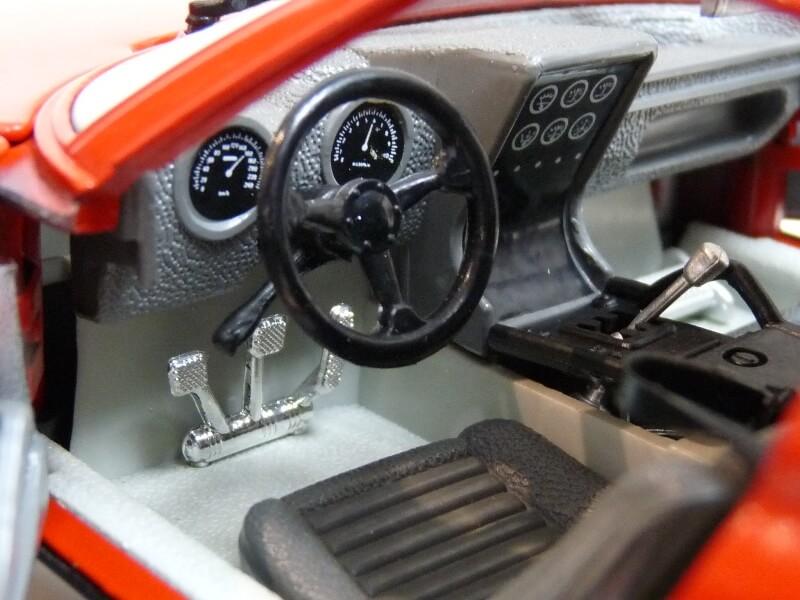 Lamborghini Miura 400S - 1970 - Polistil 1/18ème Lm400s29