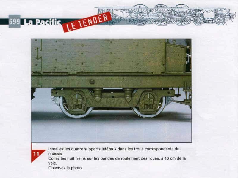 Locomotive 231 PLM 6001 Type Pacific prototype 1909 Lop_2314