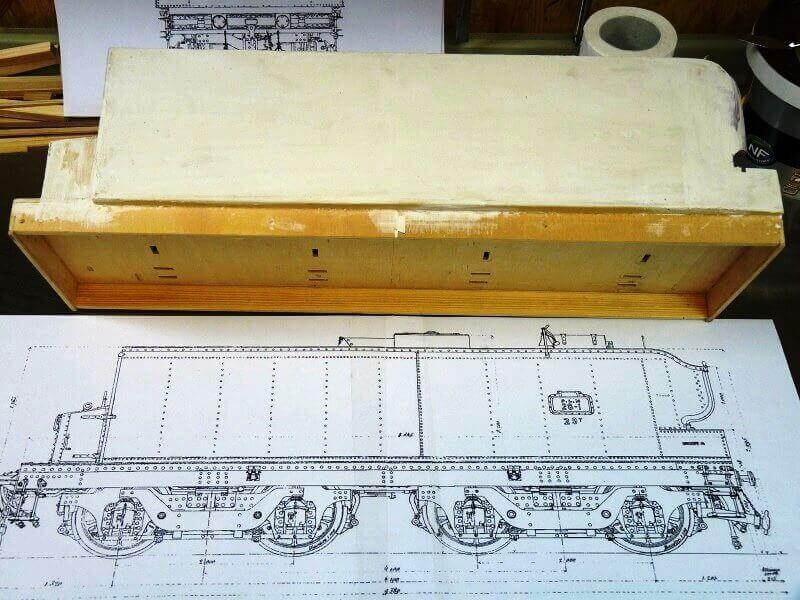 Locomotive 231 PLM 6001 Type Pacific prototype 1909 - Page 2 Lop_2318