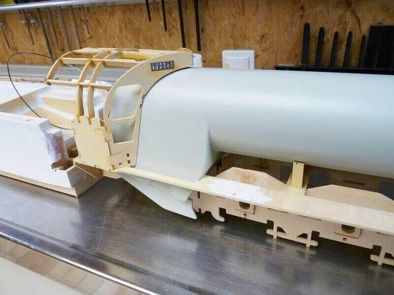 Locomotive 231 PLM 6001 Type Pacific prototype 1909 Lop_3014